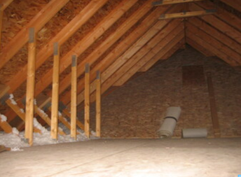 Attic Repair and Install Handyman Service for Little Rock, Arkansas.