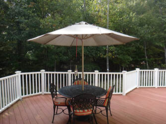 Patio and Deck Repair and Install Handyman Service for Little Rock, Arkansas.